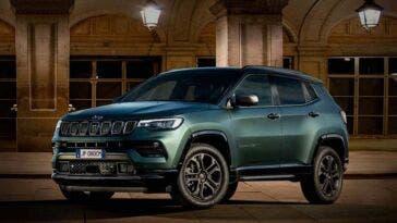 Jeep Compass Limited diesel finanziamento