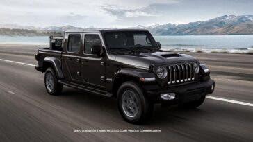 Jeep Gladiator Overland leasing