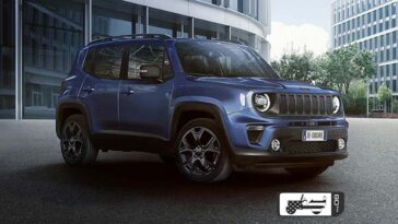 Jeep Renegade Limited 179 euro