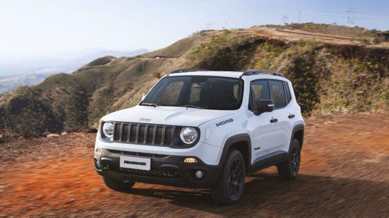 Jeep leadership Brasile 2021