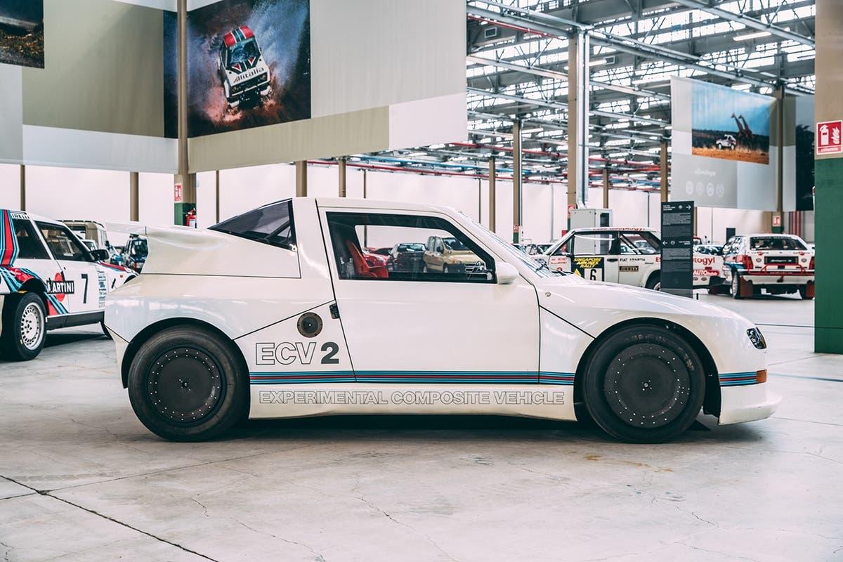 Lancia ECV2 Fuori Concorso 2021