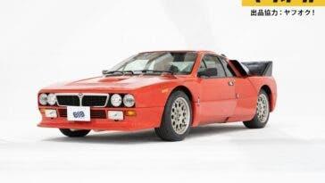 Lancia 037 Stradale Asta