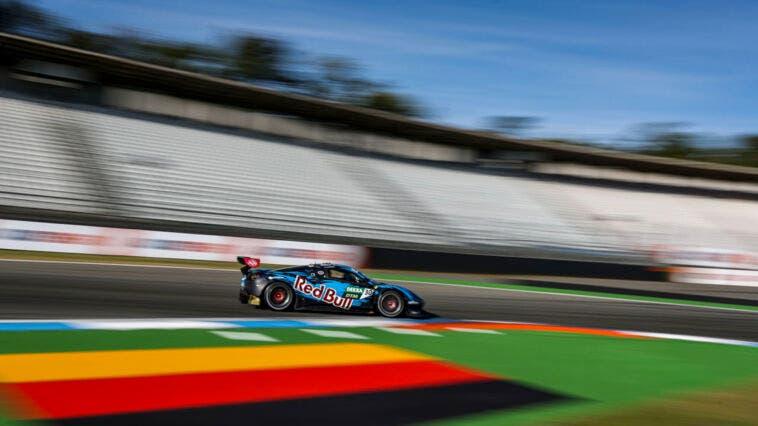 Liam Lawson Ferrari Norisring