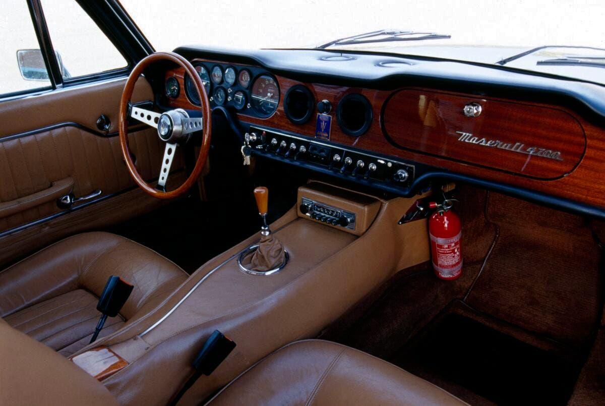 Maserati Mexico 55 anni