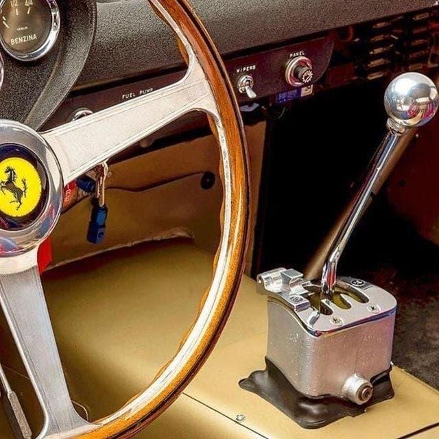Nuova Ferrari Icona invito
