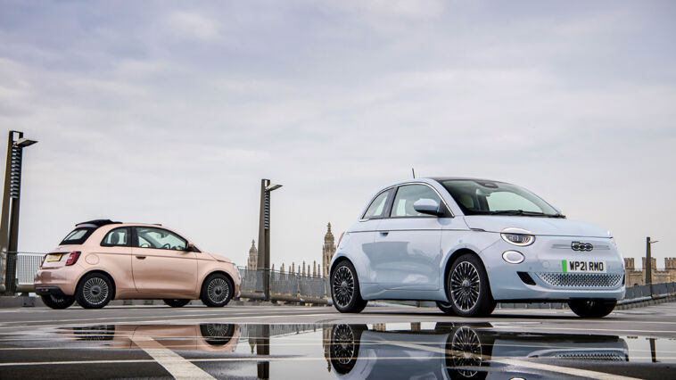 Nuova Fiat 500 Small Car of the Year