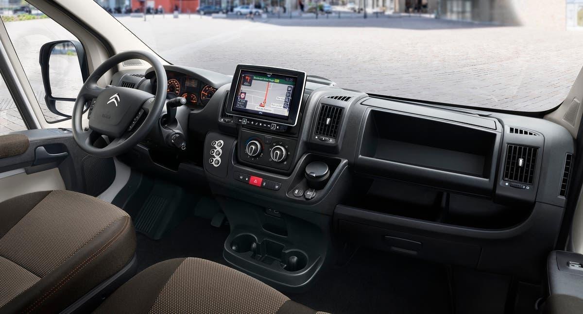 Nuovo Citroën e-Jumper