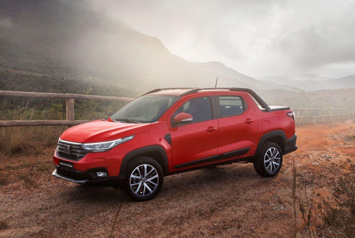 Nuovo Fiat Strada Autovision Awards 2021