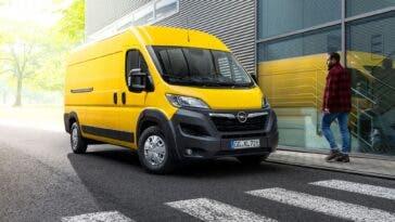 Nuovo Opel Movano ordini