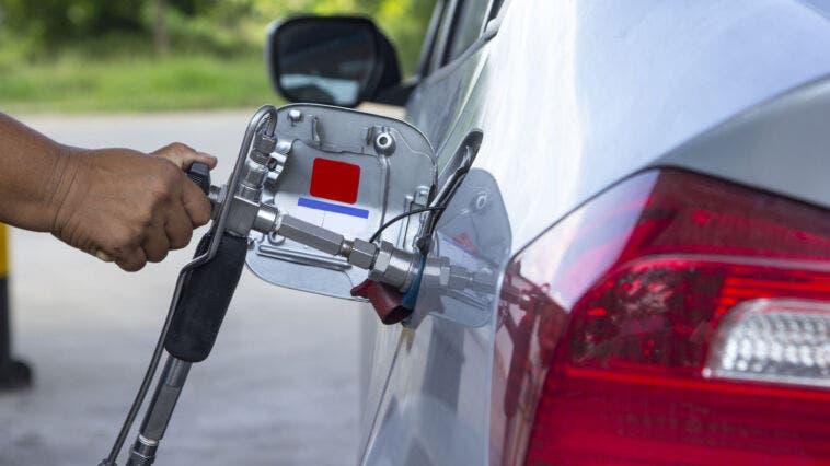 Prezzo del metano auto