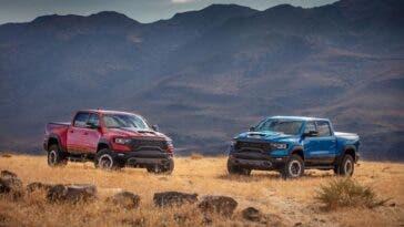 Ram 1500 TRX Texas Truck of the Year 2021