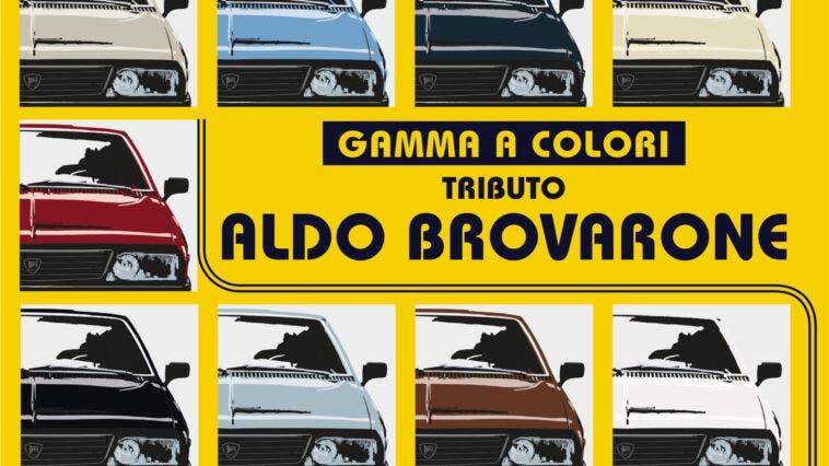 Tributo Aldo Brovarone