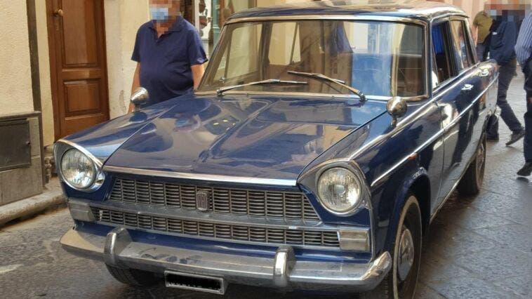 Auto storiche Indiana Jones Cefalù