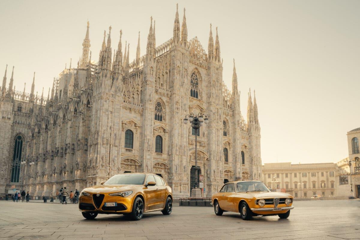 Alfa Romeo Giulia e Stelvio GT Junior