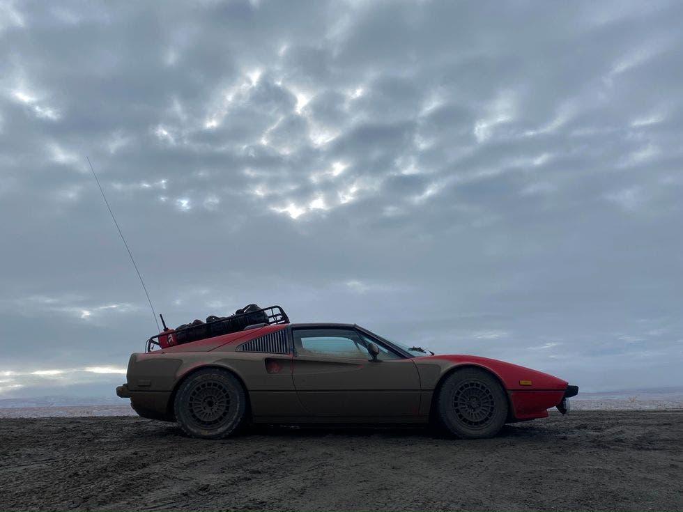 Ferrari 308 GTSi Artico