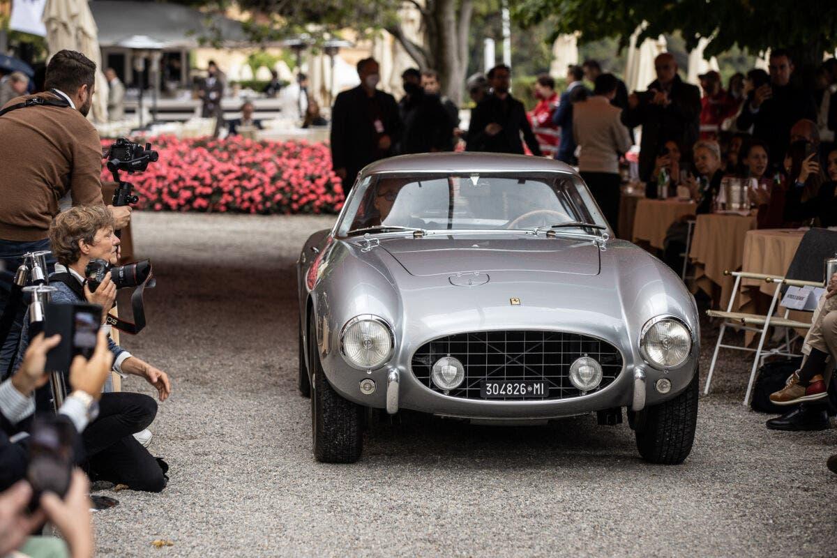 La Ferrari 250 GT Tour de France Coupé Pinin Farina